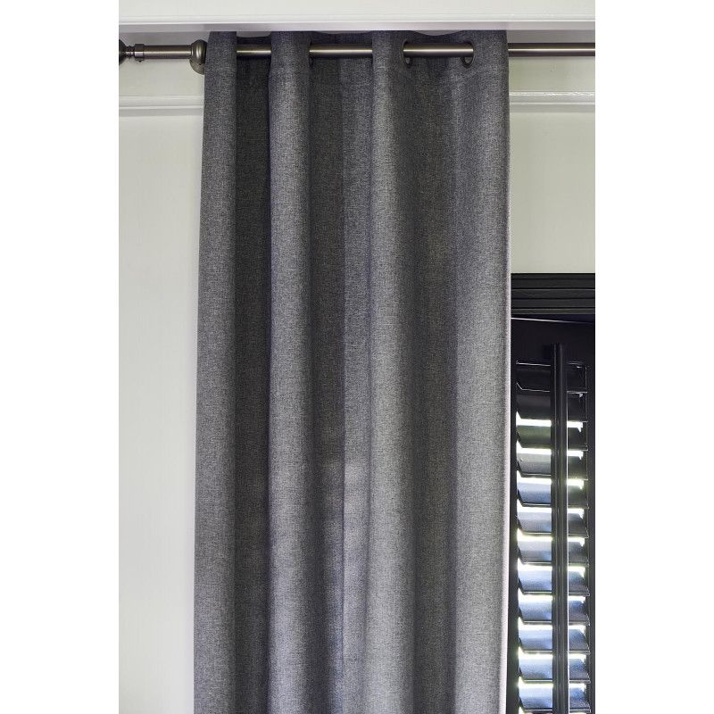 Helmwood Curtain Gorgeous Grey 140x270 Beautiful Curtains Can Add