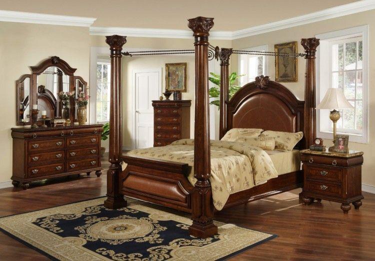 Ashley Furniture Bedroom King Ashley Furniture Bedroom King Ashley Furniture Bedroom King In 2020 Ashley Bedroom Furniture Sets Wood Bedroom Sets Bedroom Interior