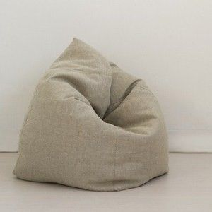 Mini Bean Bag Chair Desk Dropping Diy Sew A Kids In 30 Minutes Make This Pinterest