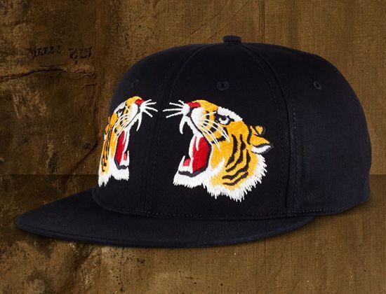 d1f1037df3a Tiger Snapback Cap by RALPH LAUREN