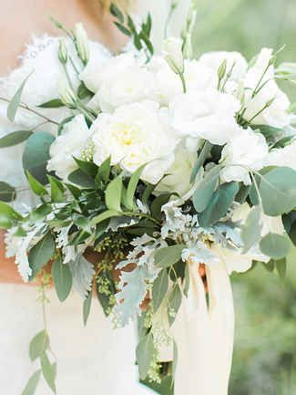 15 Stunning Greenery Wedding Bouquets Greenery Wedding Bouquet Wedding Flower Guide Peony Bouquet Wedding