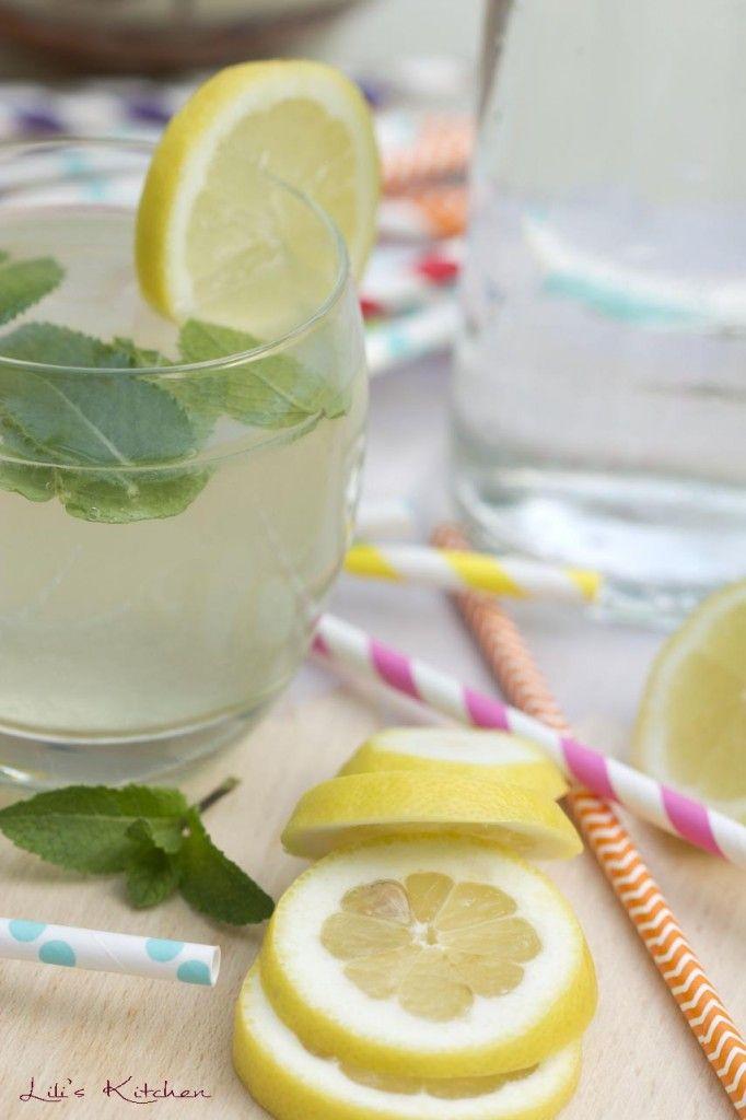 limonade maison remplacer le sucre par stevia boire limonade limonade
