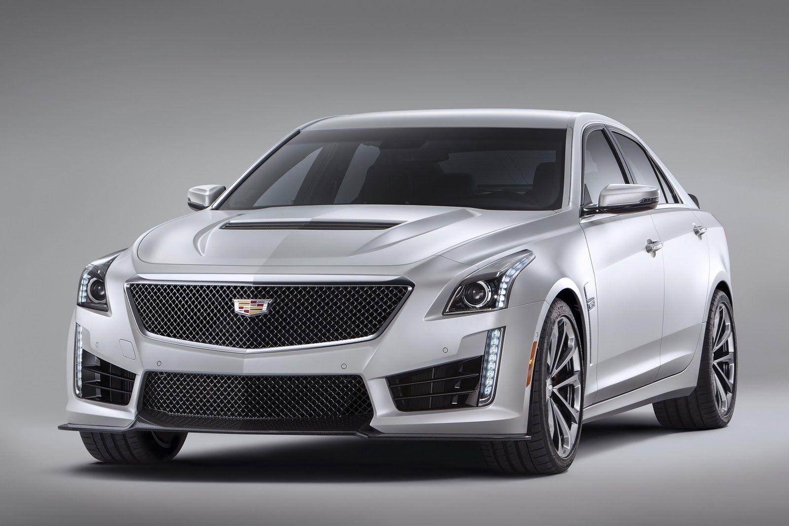 Inside the Cadillac CTS V Coupe SCCS Race Car Cadillac