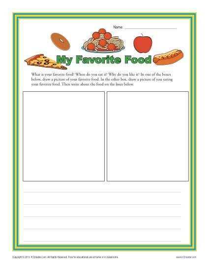 Writers Help Great Way To Introduce Kindergarten Writing Prompts Fun Free Printable  Classroom Activity  Wwwkreadercom Personal Essay Examples For High School also How Tqm Help An Organization To Adopt Invironment Change My Favorite Food  Writing Prompts And Conclusions  Writing Prompts  How To Write A Business Essay