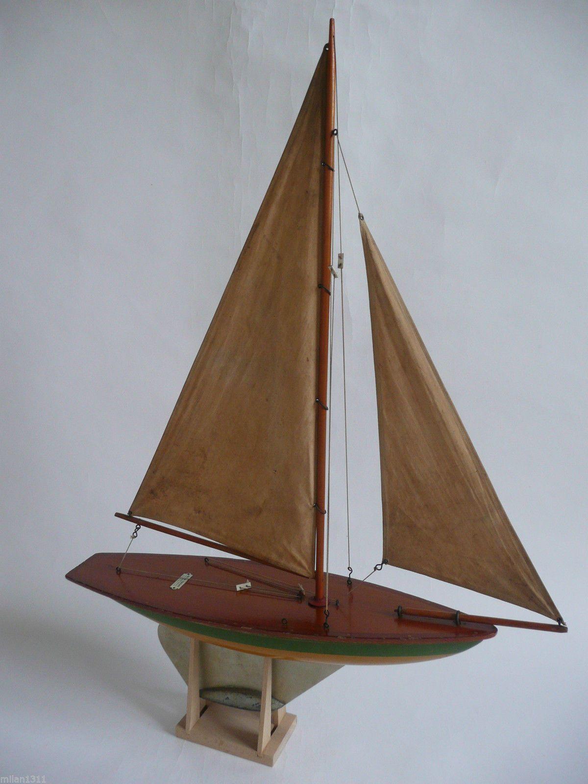 voilier de bassin ailsa yacht a  u0026quot milbro u0026quot  product made in