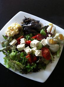 The vegetarian atkins diary typical luncheseveryday food low the vegetarian atkins diary typical luncheseveryday food forumfinder Images