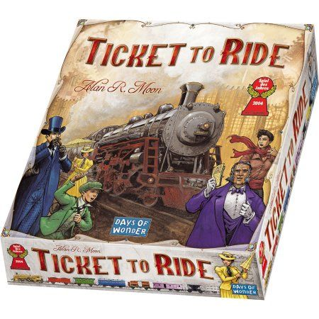Seasonal In 2020 Ticket To Ride Board Games Game Sales