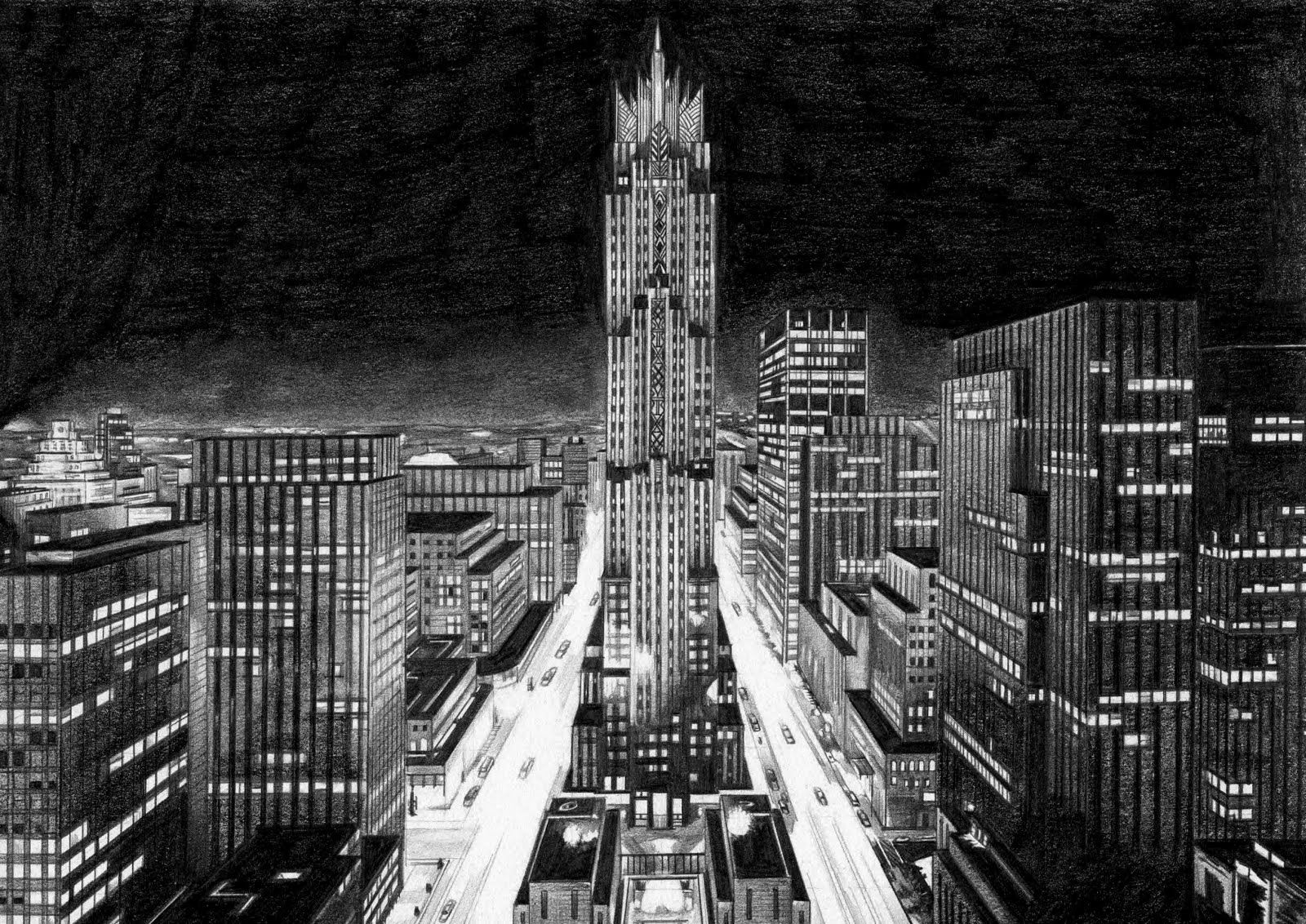 The IC Center by Night, Rik Smits