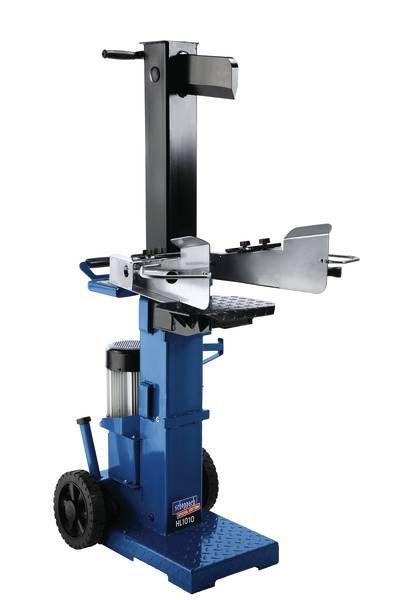 Hydraulik Spalter Hl1010 400v 3 3kw 10 T Www Westfalia De