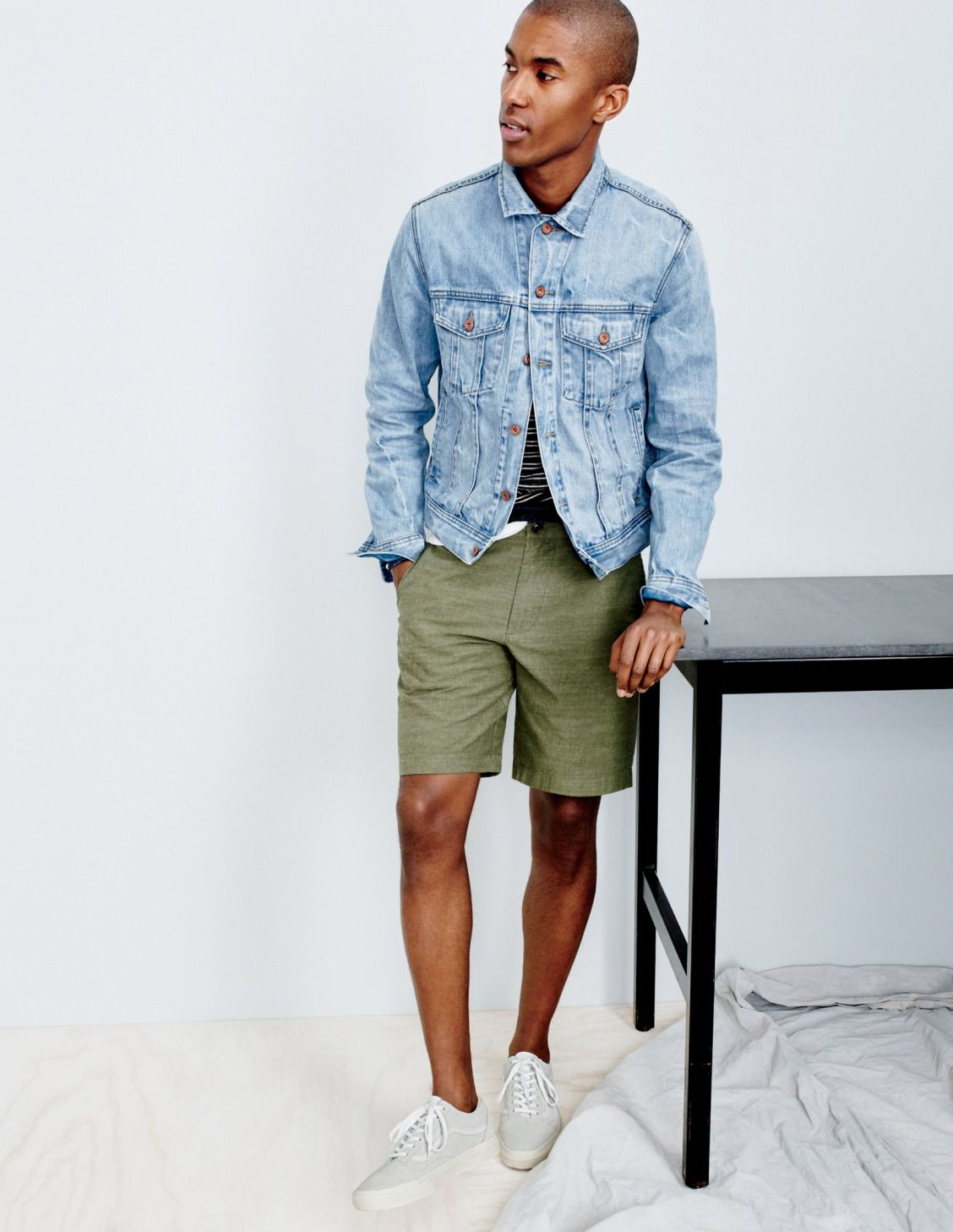 J crew men's casual jackets