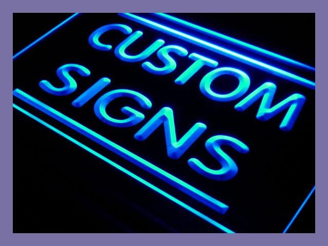 Personalized Neon Signs Magnificent Multi Color Remote Control Custom Neon Signs Design Your Own Led 2018