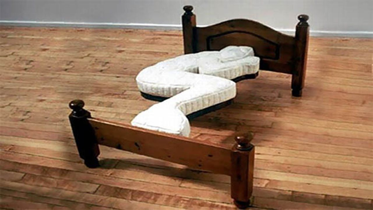 Las camas más RARAS e INGENIOSAS del MUNDO