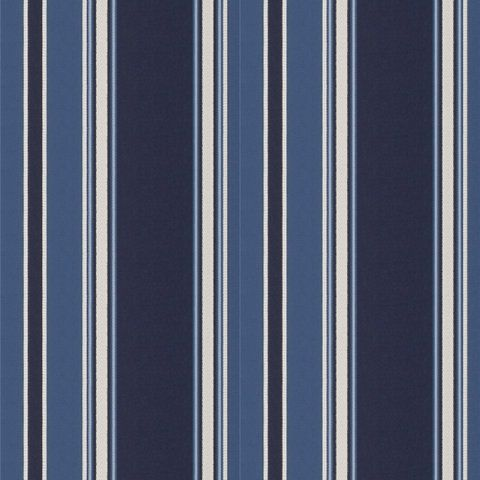 Eastcliff Stripe Navy Stripes Fabric Products Ralph Lauren