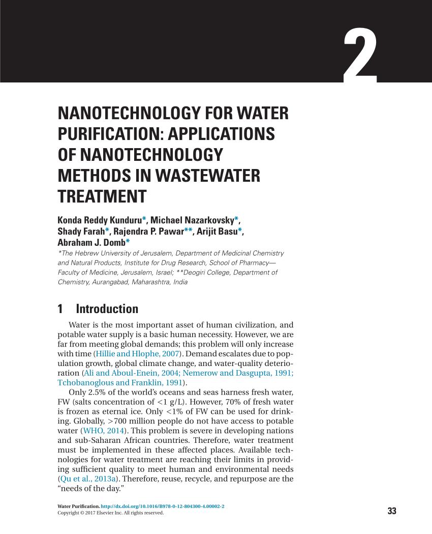 نتيجة بحث الصور عن water treatment types pdf | water