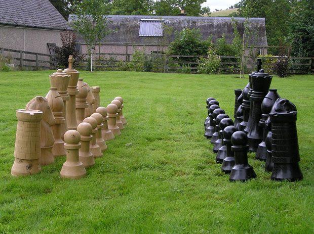 Outdoor Chess Set Large Chess Set Chess Sets Www Neilfyffe Co