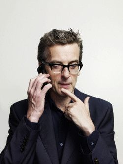 Actor Peter Capaldi - The Thick Of It / The Hour