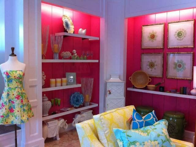 Lilly Pulitzer Furniture Collection