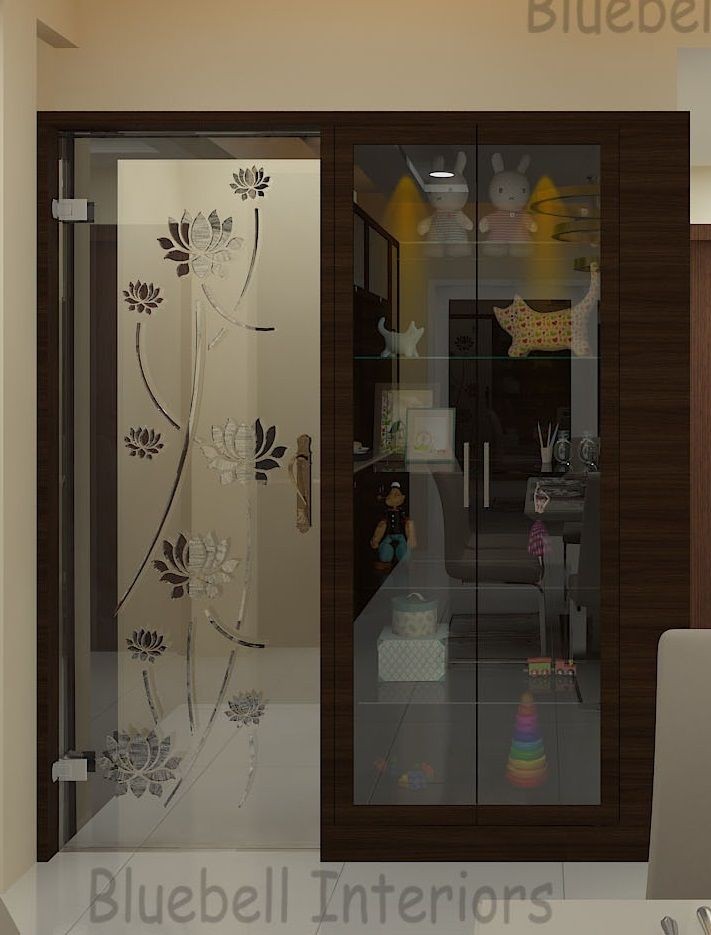 Pooja Room Door Designs With Bells: Pin By Shipra Agarwal On Innovative Doors For Different