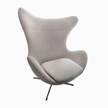 Hervorragend Fesselnd Dänischer Mid Century Egg Chair Von Arne Jacobsen Für Fritz Hansen  Jetzt Bestellen Unter: