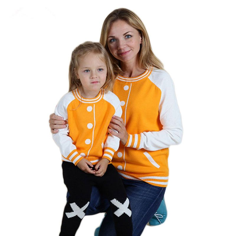 Family Matching Mom Mother Son Daughter Kids Baby Romper T-shirt Outfits Clothes