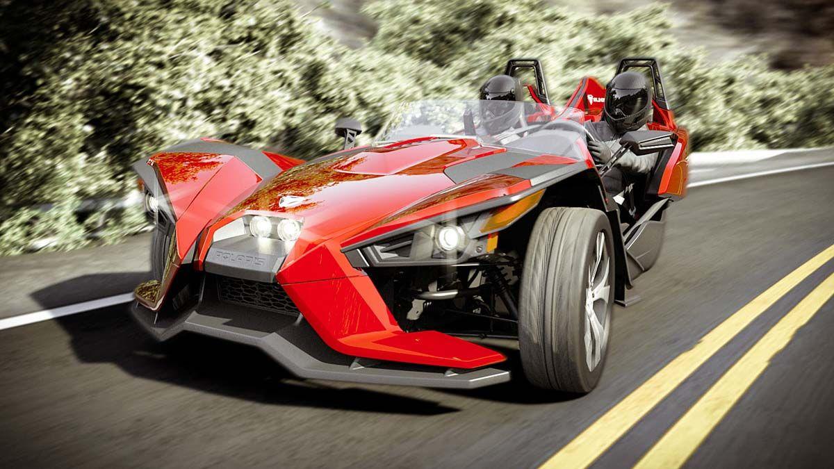 3 Wheel Motorcycle Roadster Fr Ca Polaris Slingshot 2015 Polaris Slingshot Reverse Trike