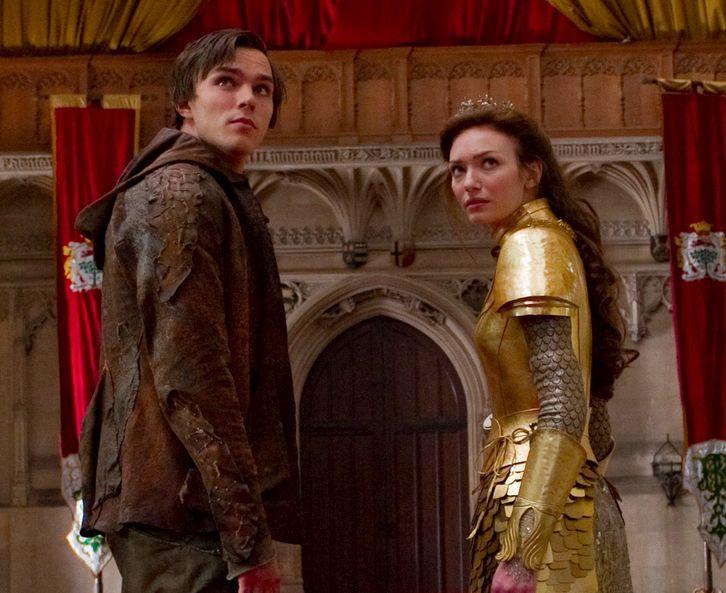 Jack and Isabelle | Jack the Giant Slayer | Pinterest | Films
