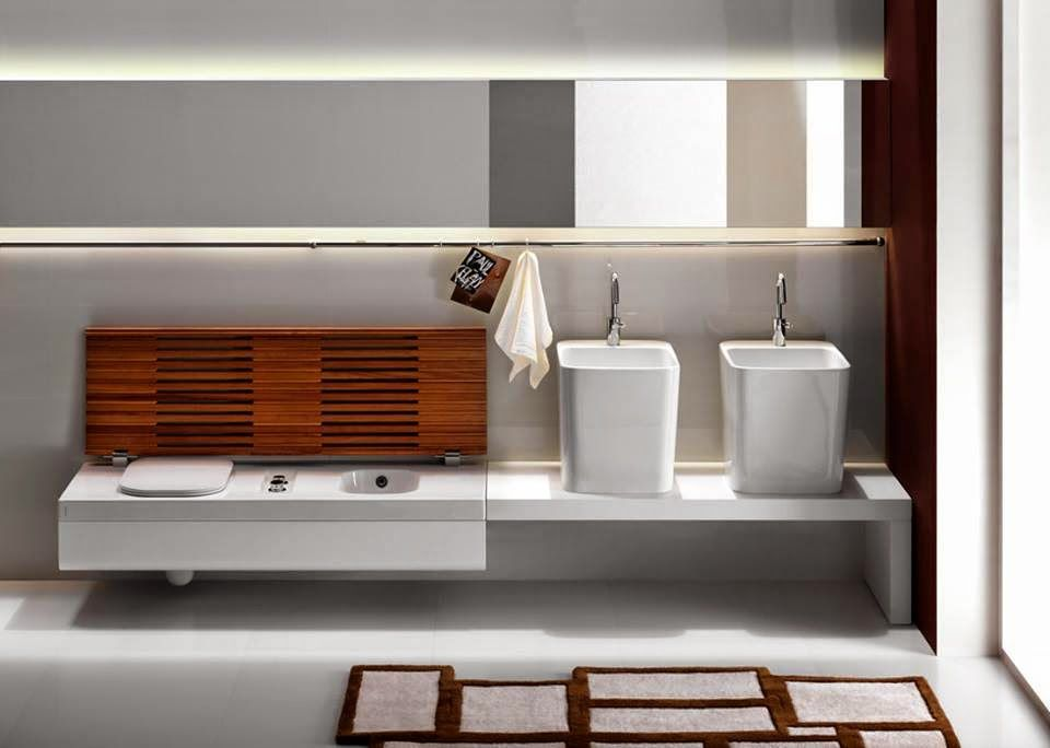 Ven a MRG y conoce la exclusiva serie G-full que une en una sola pieza de porcelana el inodoro y el bidé. Su elegante tapa en porcelana o madera, oculta la existencia de estas piezas, aportando un agradable y confortable asiento extra en tu baño. Además, opcionalmente, se puede acoplar una bandeja inferior con gran capacidad de almacenaje. _______________________ MRG FACEBOOK: https://www.facebook.com/ManuelRuizGarciaSA Autovía Sevilla-Huelva (A-49) - Salida 14, Umbrete Tfno. 955 715 606…