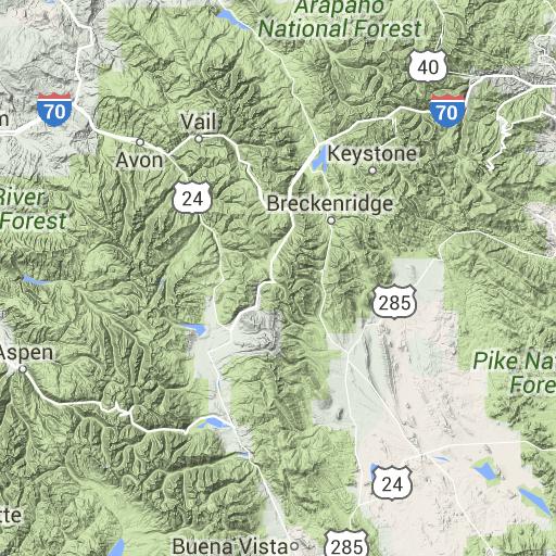 Hot Sulphur Springs Colorado Map.14ers Com Colorado 14ers Map Hiking Pinterest