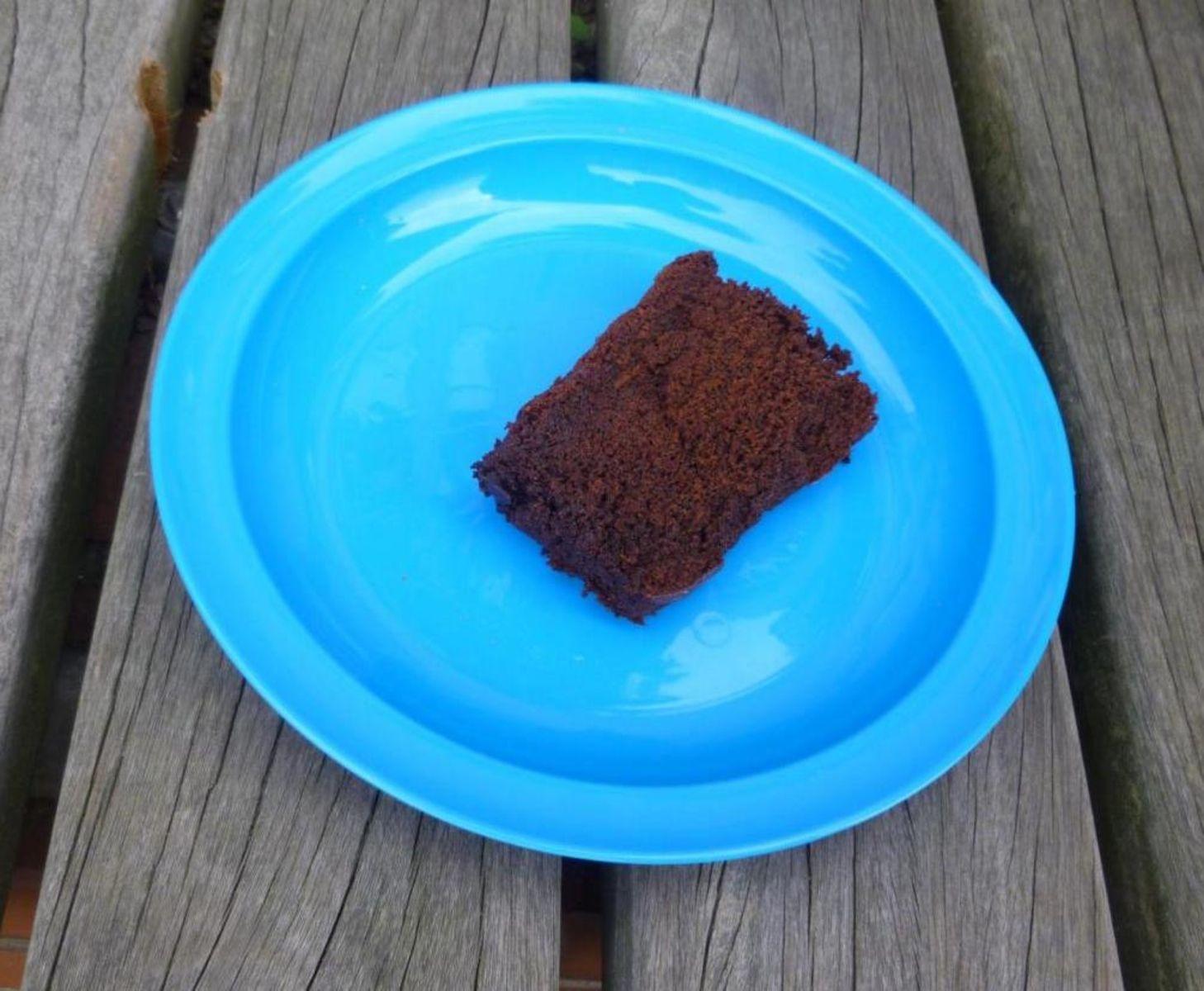 Schokoladenkuchen – extra schokoladig