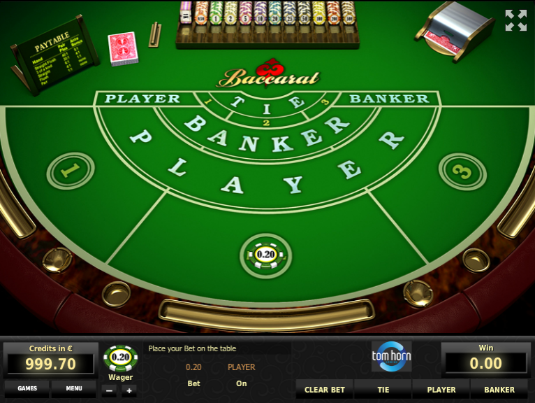 Pin By Maxim88 Online On Casino2 Baccarat Casino Games Online Casino