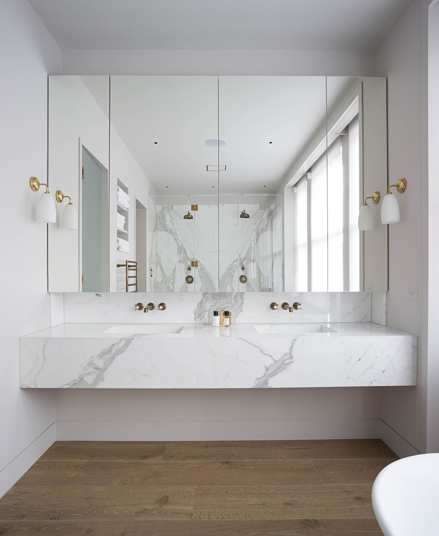 Michaelis Boyd Bathroom Interior Bathroom Countertops Bathroom Design