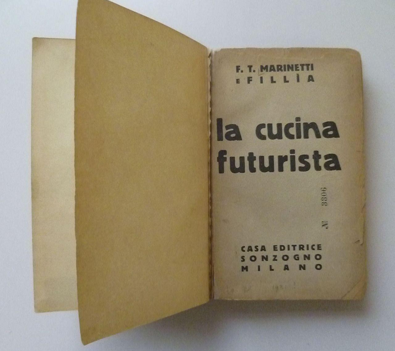 La Cucina Futurista 1932