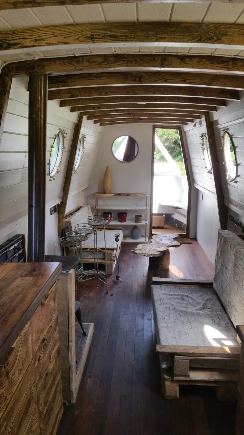 52 ft traditional narrow boat   houseboat   Pinterest   Boating ...