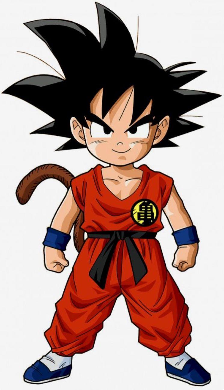 Pin By Yanelis Oquendo On Screenshots Anime Dragon Ball Kid Goku Dragon Ball