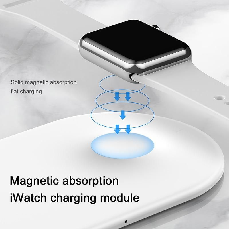 Born for Apple Fans Wireless Charger | wirelesschargings com