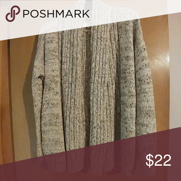 Sweater Composition long sleeve sweater with pockets Lou & Grey Sweaters Cardigans