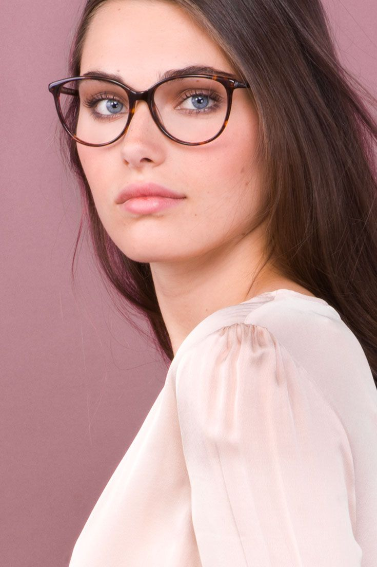 35774154940 Women s Eyeglasses - Imagine in Sepia Kiss