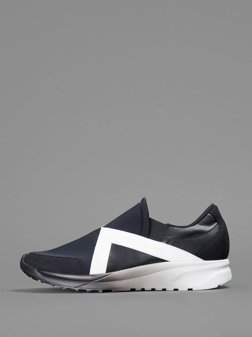 NEIL BARRETT NEOPRENE RUNNERS.   Fashion casual shoes in 2019 ... 2a3c149b061a