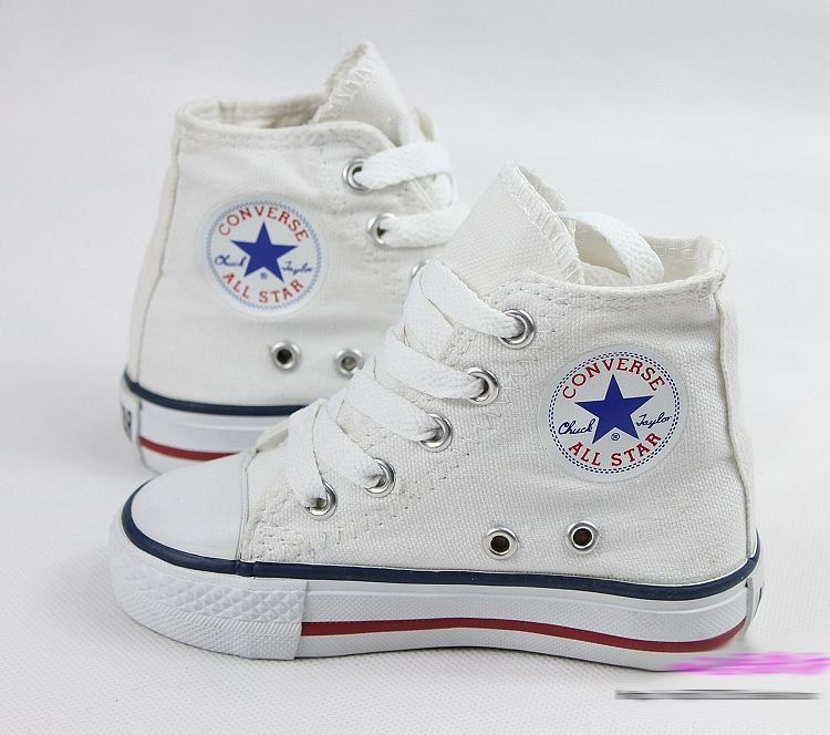 converse baby and kids shoes all star canvas sneakers for