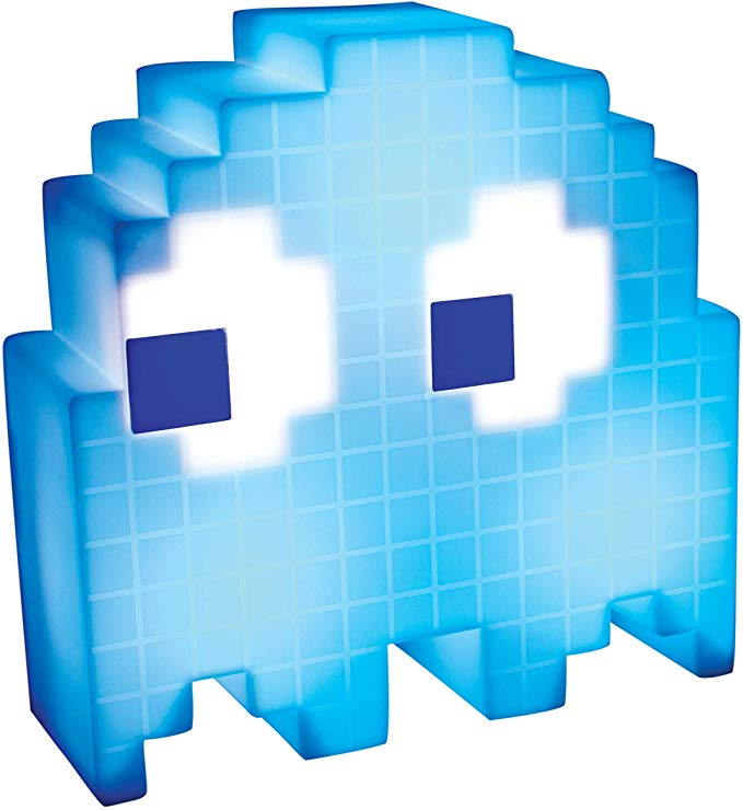 Images For 8 Bit Pacman Blue Ghost Pixel Art Graphic Design Posters Pacman Ghost