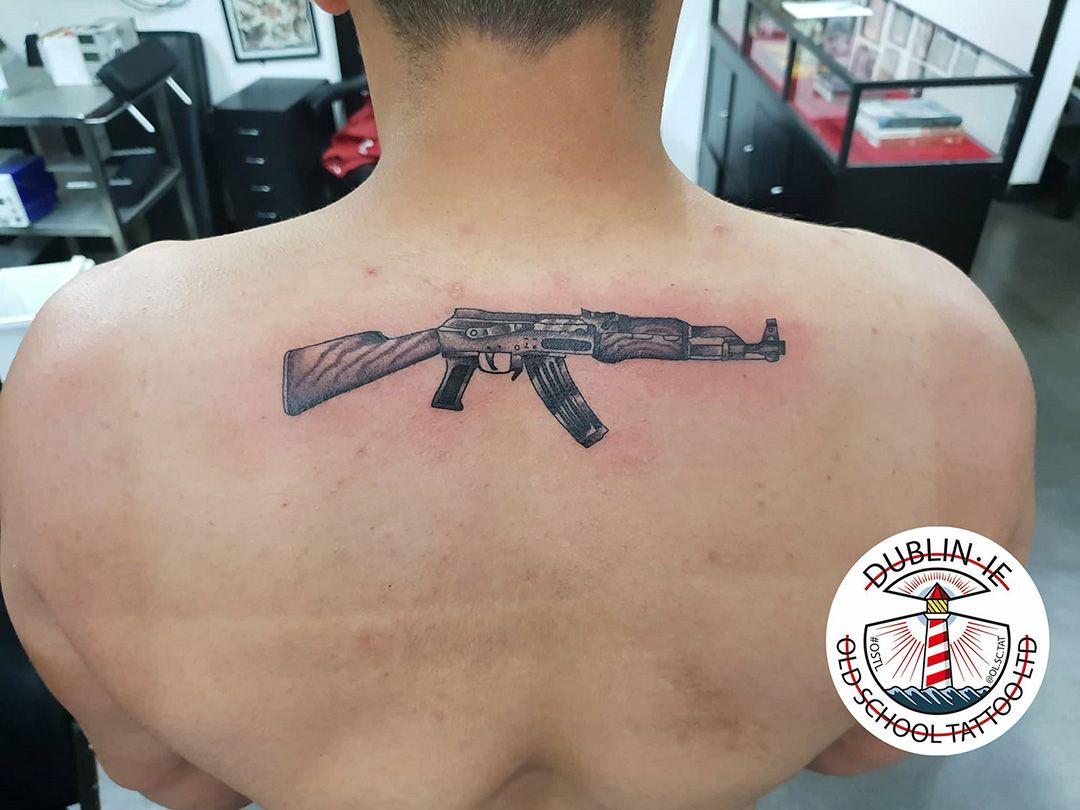 Pin On Old School Tattoo