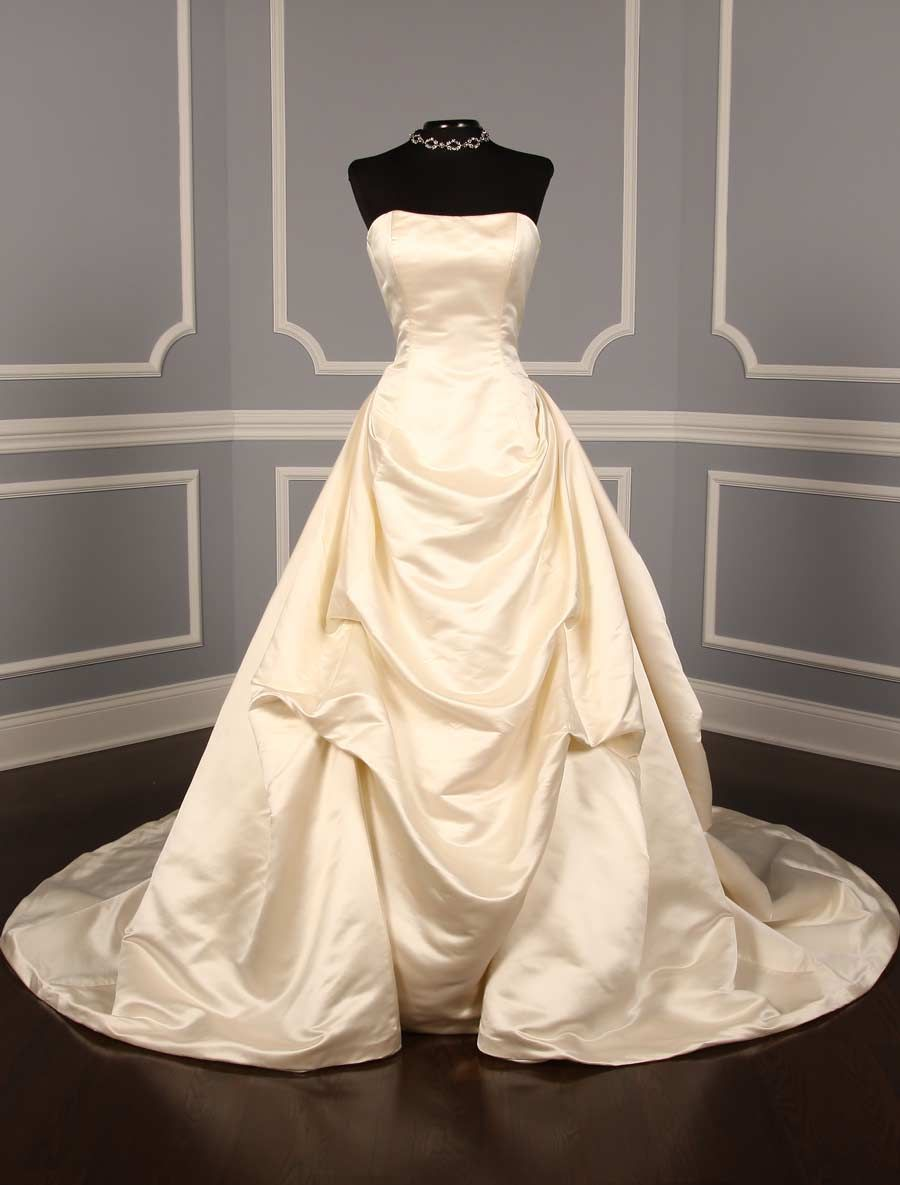 Ulla Maija Anna Maier Whirlwind Discount Designer Wedding Dress
