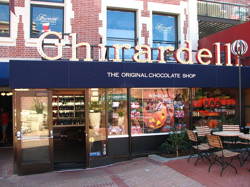 Ghirardelli Chocolate Love With Images