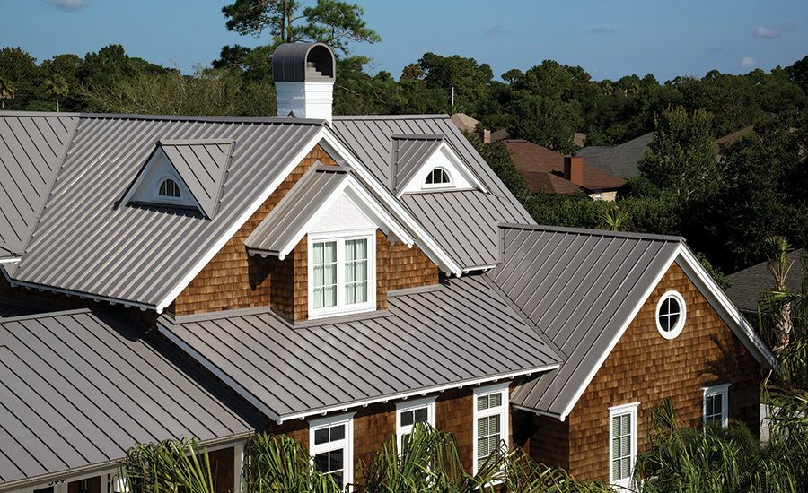 Icymi 6 Step Guide To Transforming Your Business With Metal Roofing In 2020 Roofing Metal Roof Metal Roof Installation