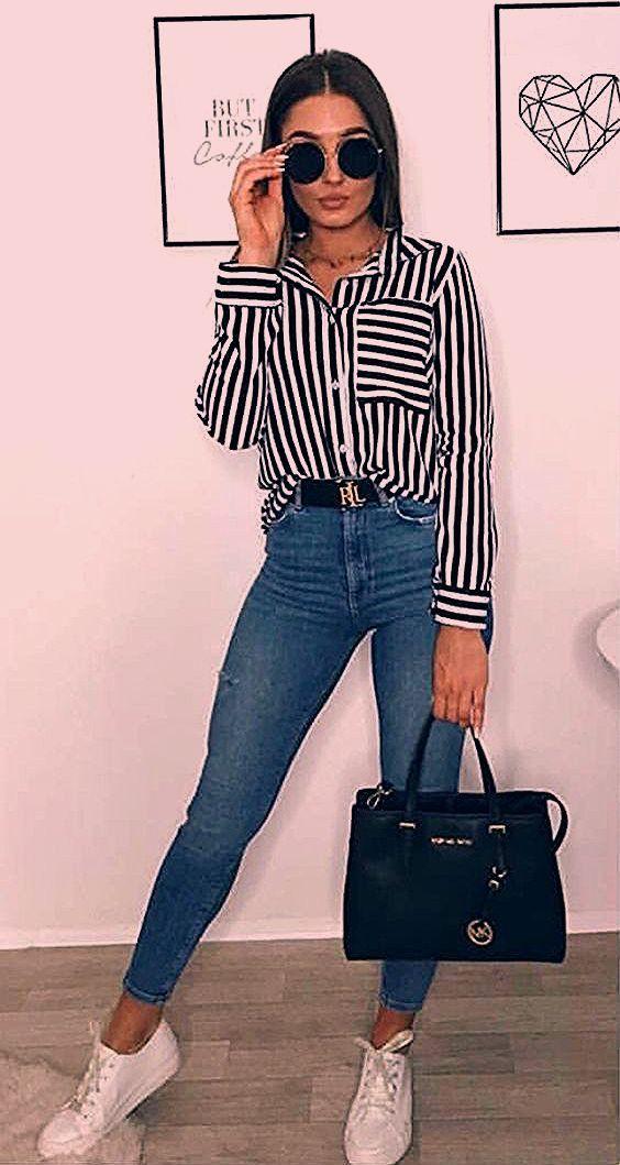 20 Mode Teenager für Ihre Garderobe,  #casualoutfitwithflats #für #Garderobe #Ihre #Mode #Tee...