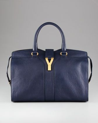 27122afe4d Yes please! Yves Saint Laurent Cabas ChYc Tote
