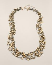 Ciana Long Necklace #chicos