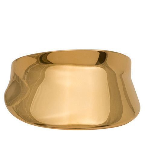 Gold Elongated Cuff