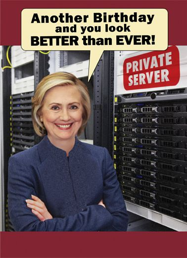 Funny Funny Political Hillary Server Email Scandal Funny