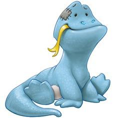 Blue Nose Friends Blue Nose Friends Tatty Teddy Komodo Dragon